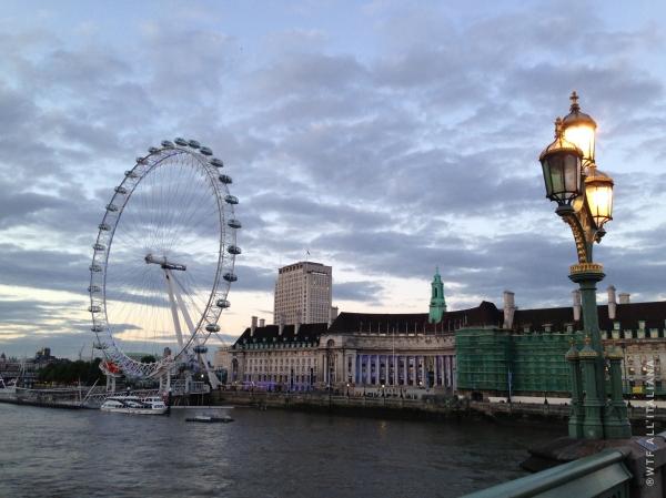 e cosi Heidi sbarco a Londra wtf-all-italiana